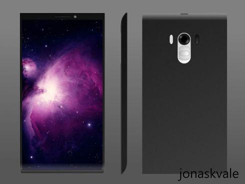 BendFone concept phone 1