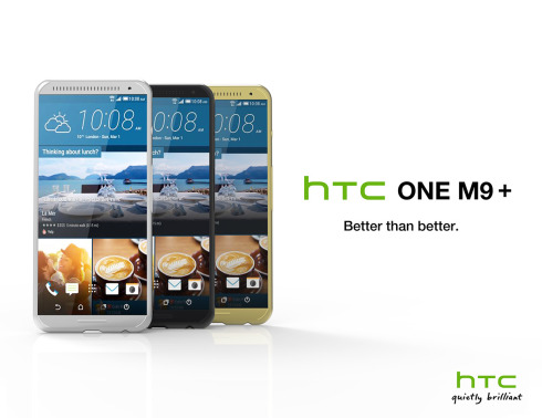 HTC One M9 Plus concept 1