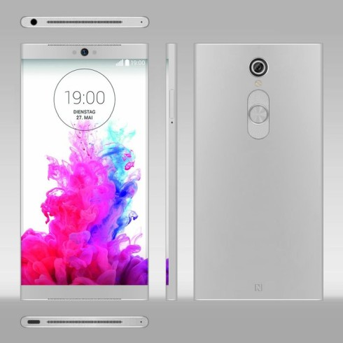 LG G5 Edge concept