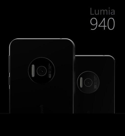 Microsoft Lumia 940 concept 1
