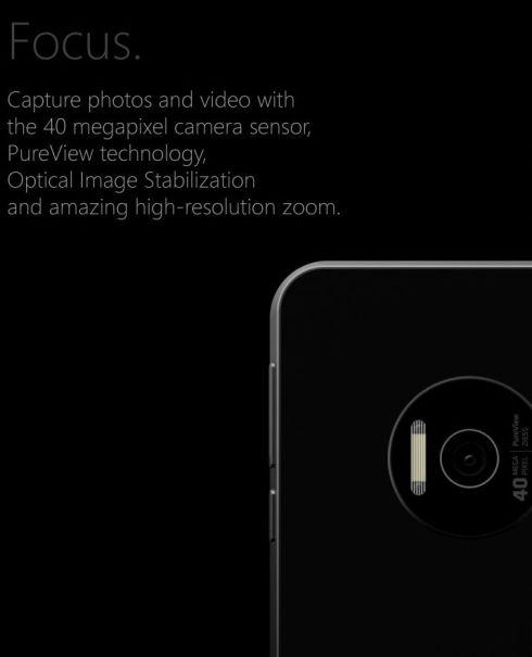 Microsoft Lumia 940 concept 2