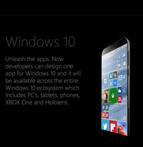 Microsoft Lumia 940 concept 6