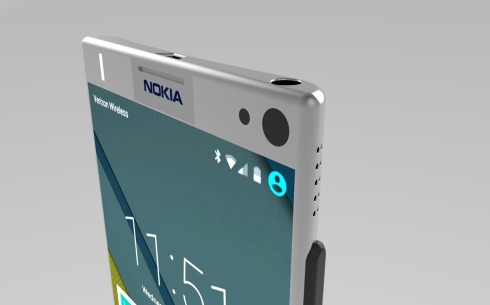 Nokia Android concept phone 2