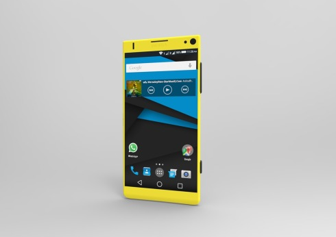 Nokia Android concept phone 3