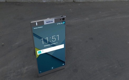 Nokia android phone concept 1