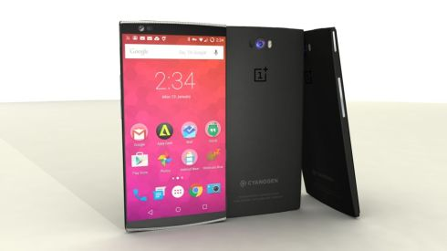 OnePlus Two concept 2015 1