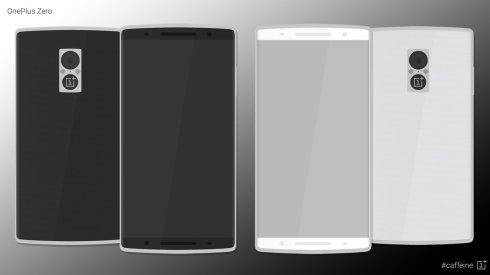 Oneplus Zero concept