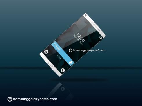 Samsung Galaxy Note 5 concept 2