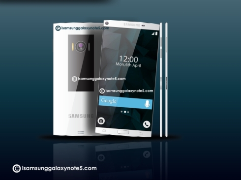 Samsung Galaxy Note 5 concept 5