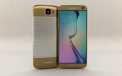 Samsung Galaxy S7 concept Hasan Kaymak 1
