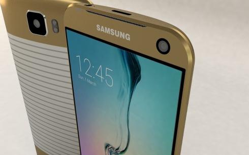 Samsung Galaxy S7 concept Hasan Kaymak 5