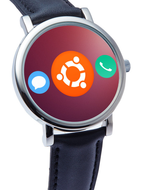 Ubuntu wear watch concept 2