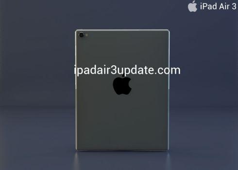 iPad Air 3 concept 3