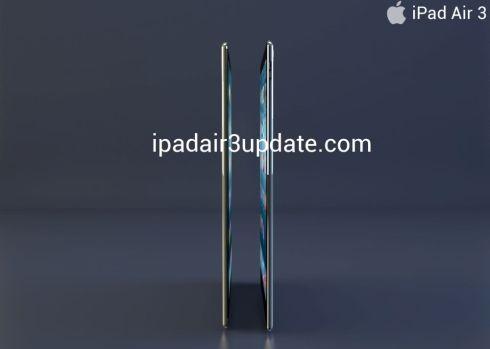 iPad Air 3 concept 4