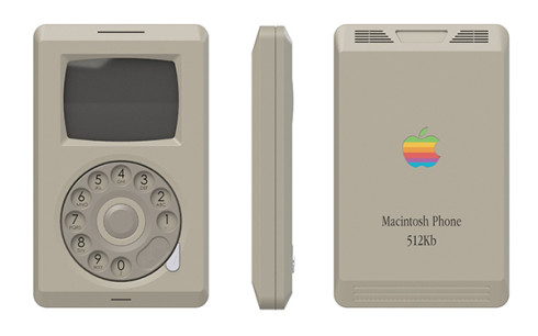 Macintosh phone concept 1
