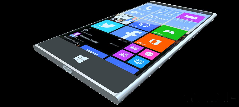 Microsoft Lumia 2000 is Made of Aluminum or 16K Gold, Runs ...