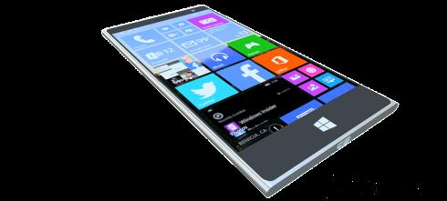 Microsoft Lumia 2000 concept 2