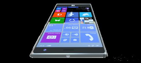 Microsoft Lumia 2000 concept 3