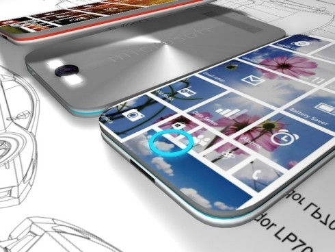 Microsoft Lumia 888 concept 1