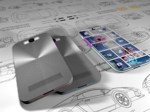 Microsoft Lumia 888 concept 4