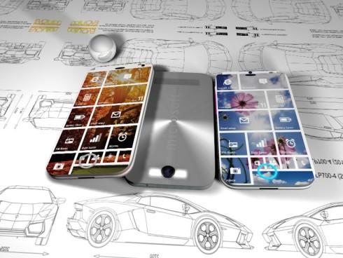 Microsoft Lumia 888 concept 6