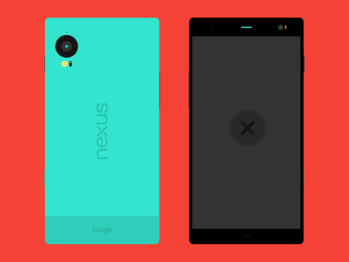 Nexus X concept phone