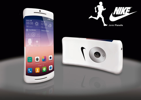 Nike Phone concept