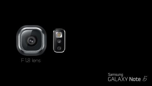 Samsung Galaxy Note 5 concept DBS 3