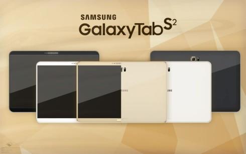Samsung Galaxy Tab S2 concept 6
