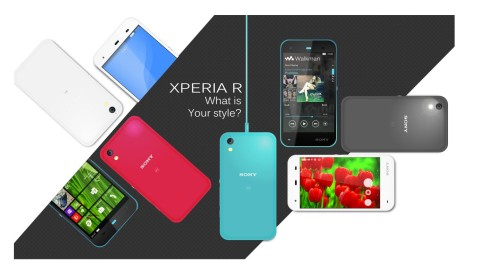 Sony Xperia R concept Windows and Android dual boot 3