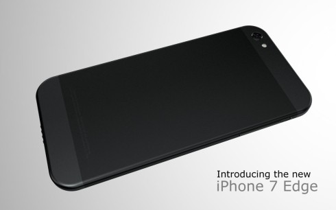 iPhone 7 Edge concept Hasan Kaymak 2