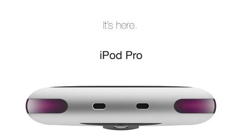 iPod Pro concept 1