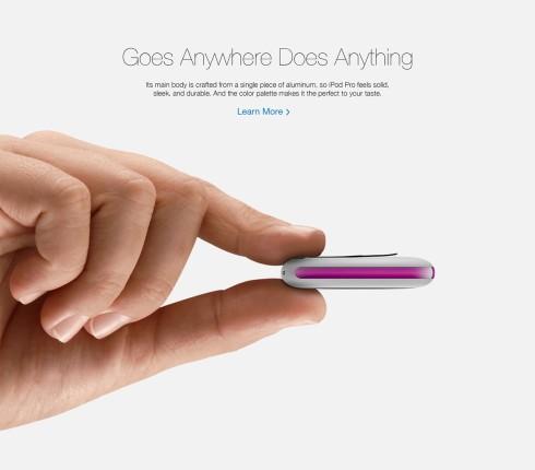 iPod Pro concept 4