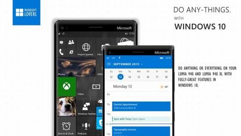 microsoft lumia 940 concept may 2015 win 10