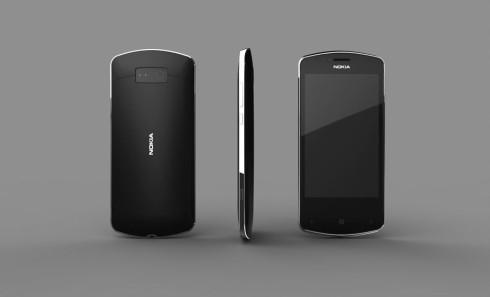 nokia 701 concept 1