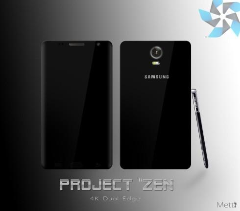 samsung project zen 4K