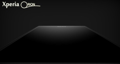 sony xperia orion teaser concept
