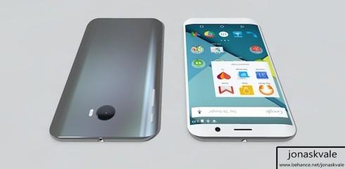 Edgephone concept 3