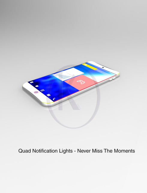 Gador Neo Edge concept phone 1