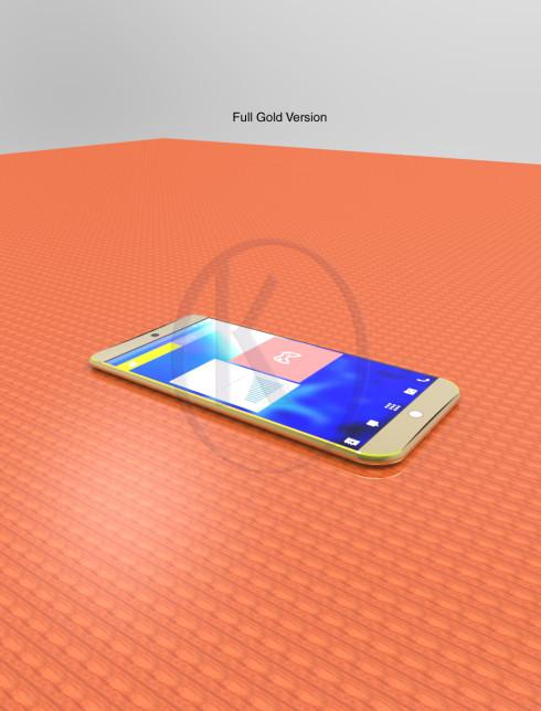 Gador Neo Edge concept phone 2