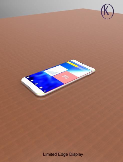Gador Neo Edge concept phone 3