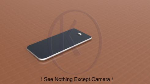 Gador Neo Edge concept phone 4