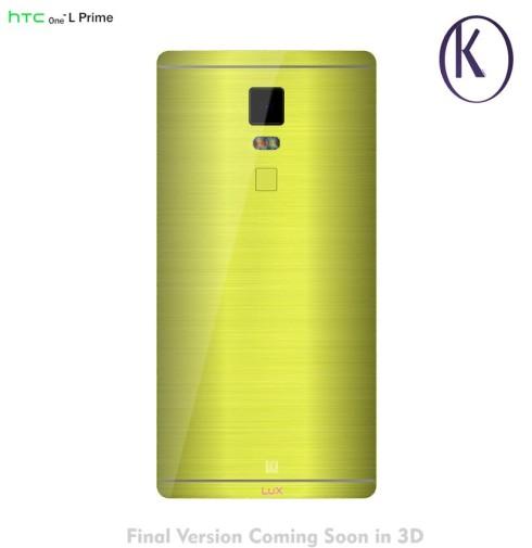 HTC One L Prime concept teaser 2