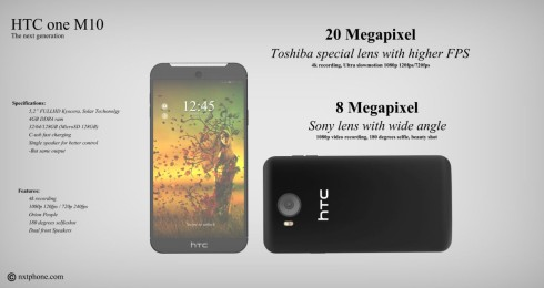 HTC One M10 concept Jermaine Smith 6