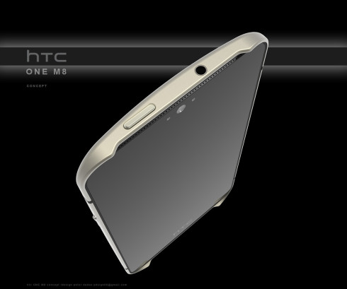 HTC One M8 redesign 4