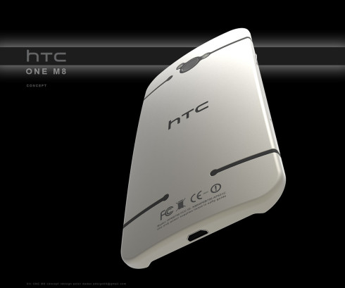 HTC One M8 redesign 5