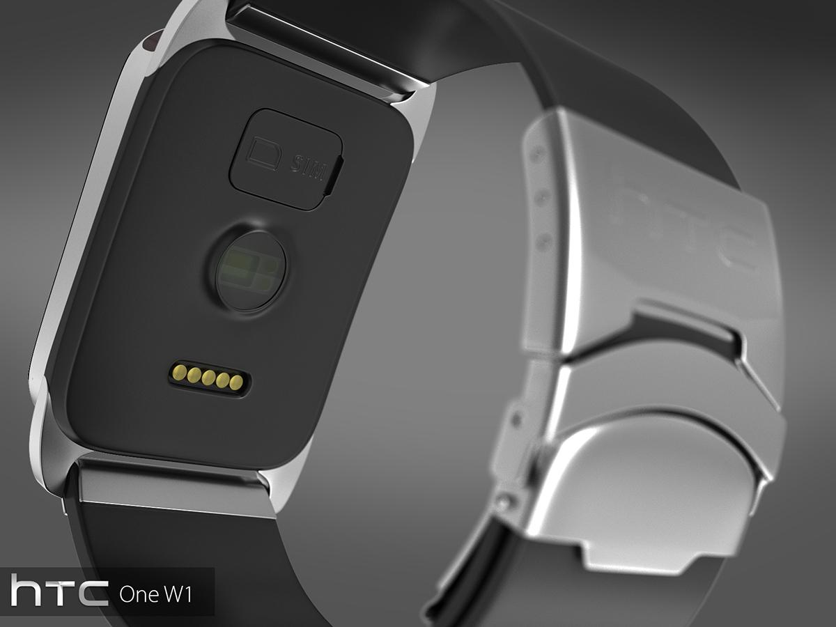 HTC Dropper Smartwatch Plans
