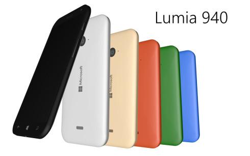 Microsoft Lumia 940 XL concept 2