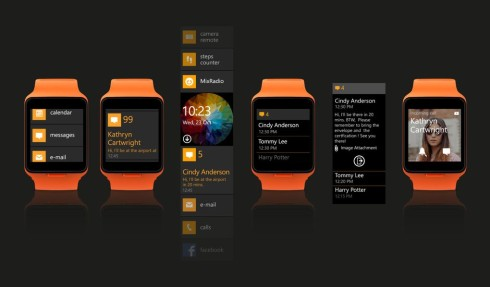 Microsoft Moonraker canceled smartwatch 4