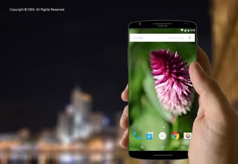 Nexus 5 2015 DBS concept 1